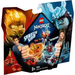 LEGO® Ninjago - 70684 Spinjitzu Slam – Kai vs. Eis-Samurai