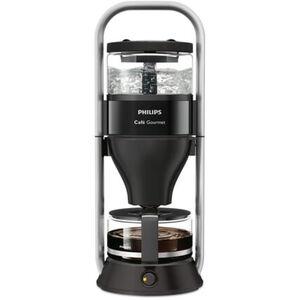 Philips Kaffeeautomat Café Gourmet HD5408/60, schwarz/silber
