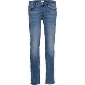 Jack & Jones Herren Jeans, Slim Fit, Straight Leg, blue denim, W31/L30, W31/L30