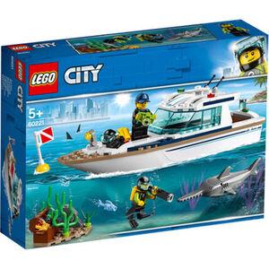 LEGO® City - 60221 Tauchyacht
