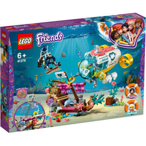 LEGO® Friends - 41378 Rettungs-U-Boot für Delfine