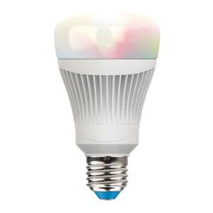 TRIO WiZ LED Leuchtmittel RGBW 66/118 mm E27 /11,5 W mit Fernbedienung
