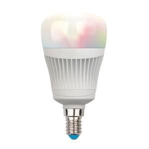 TRIO WiZ LED Leuchtmittel RGBW 56/109 mm E14 /7,5 W mit Fernbedienung