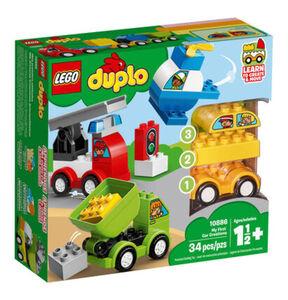 LEGO® DUPLO 10886 - Meine ersten Fahrzeuge