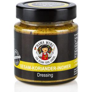 Mama Wong Dressing Sesam-Koriander-Ingwer, 200 ml