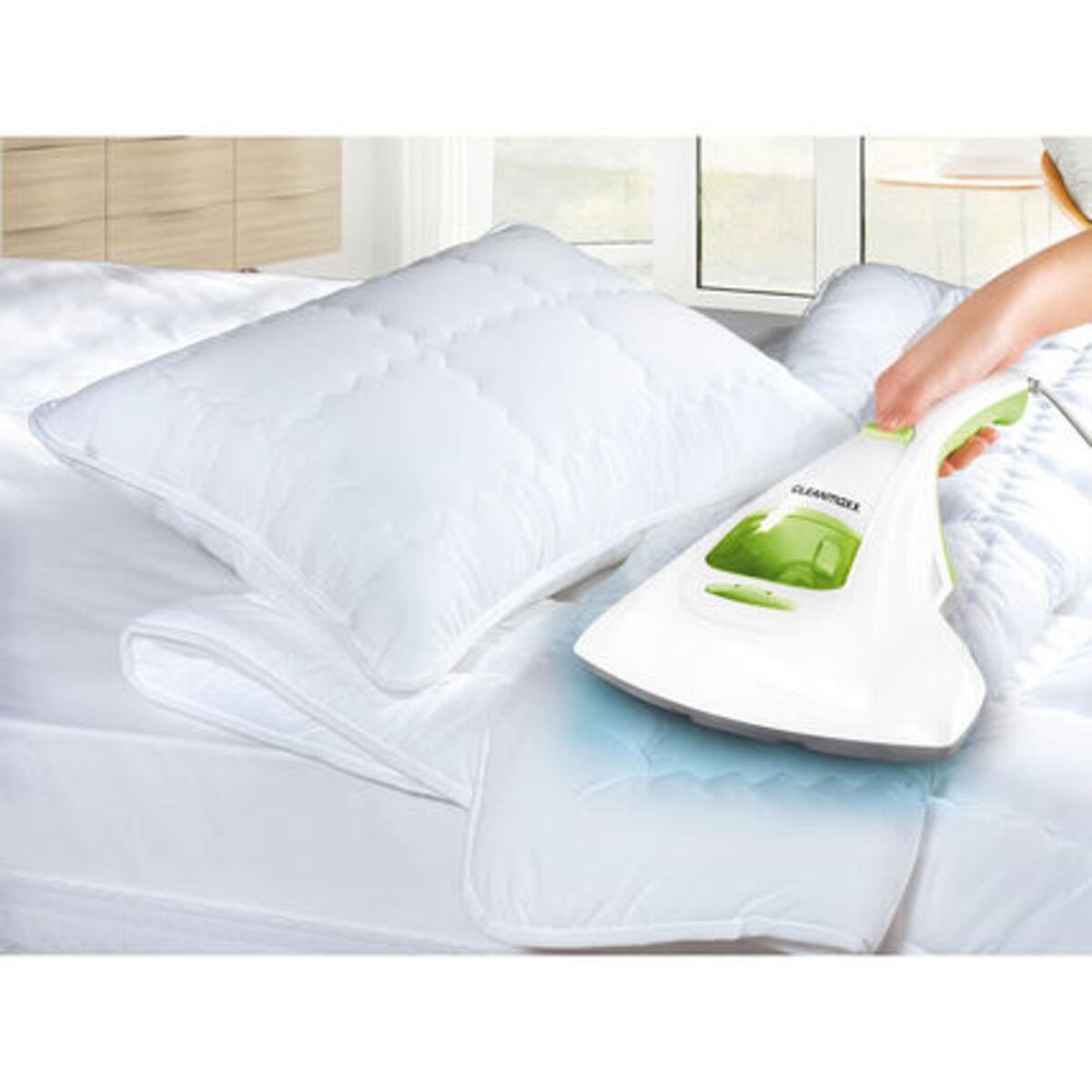 Bild 4 von Cleanmaxx Milben-Handstaubsauger, weiß/limegreen