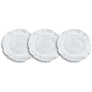 Cleanmaxx Ersatz-Mopaufsatz Triple, 3er-Set