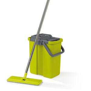 Cleanmaxx Wischsystem Komfort-Mop, keine Angabe