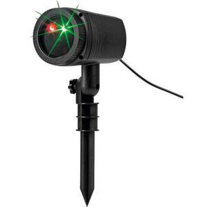 Easymaxx Laserstrahler Starlight 3W mit Fernbedienung