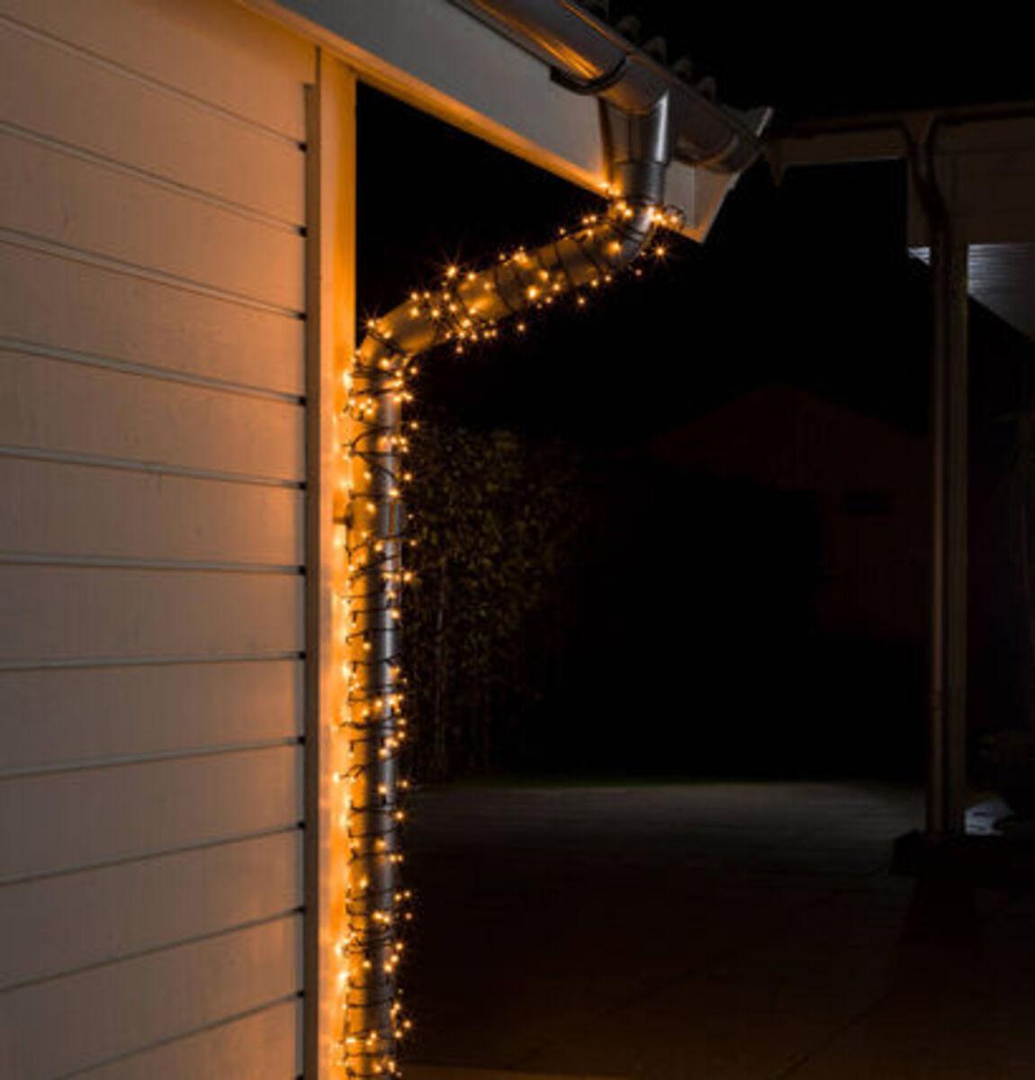 Bild 2 von KONSTSMIDE LED Mircolichterkette, Schwarz