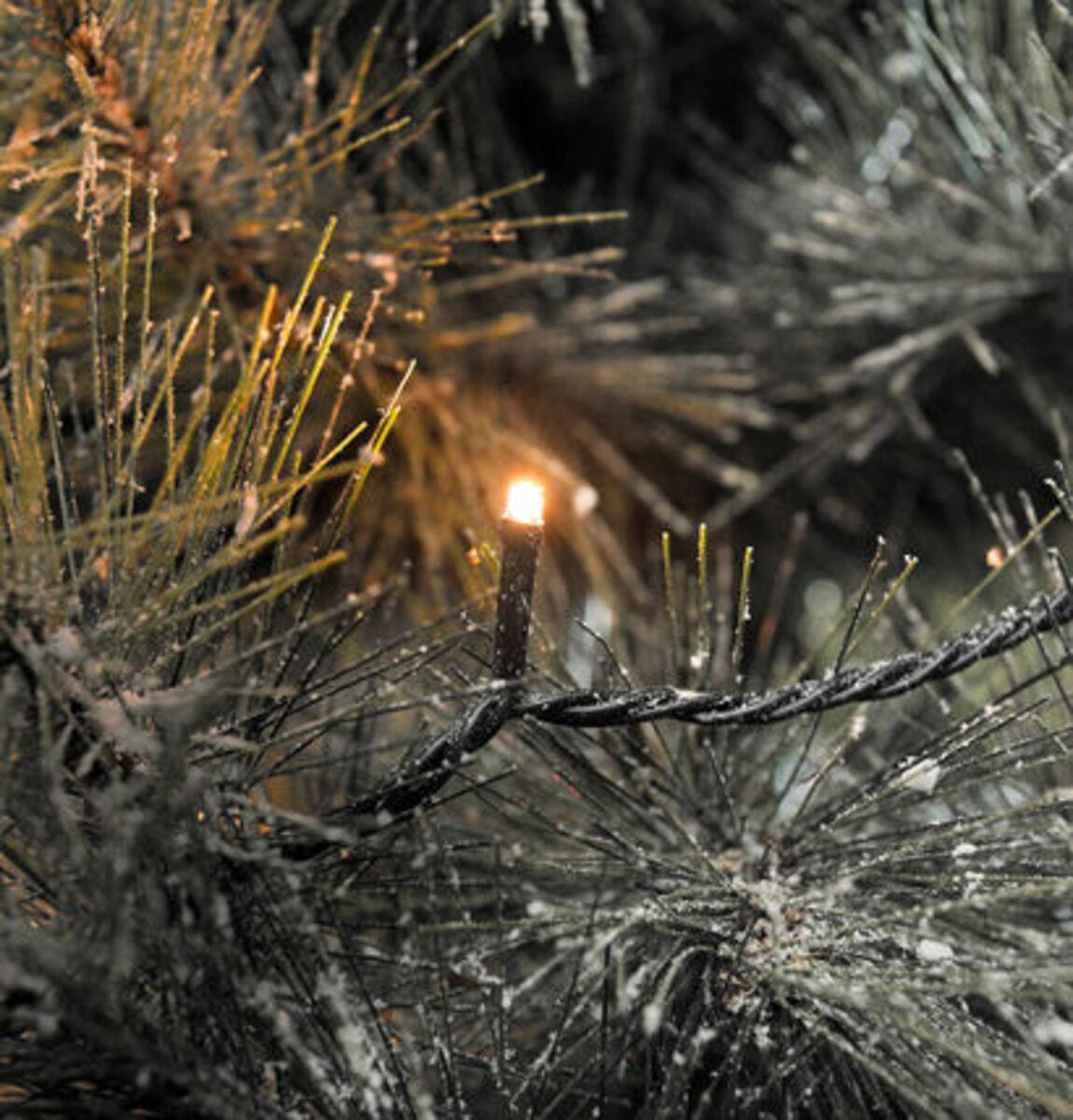 Bild 3 von KONSTSMIDE LED Mircolichterkette, Schwarz