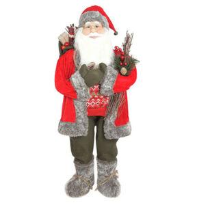 Galeria Selection Deko-Figur, Weihnachtsmann, 100 cm, rot
