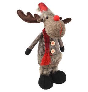 """Galeria Selection Weihnachtsfigur """"Rentier"""", 30 cm, stehend, braun"""