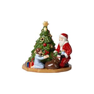 Villeroy & Boch Windlicht Bescherung Christmas Toys, bunt