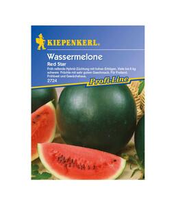 Kiepenkerl Saatgut Wassermelone 'Red Star'