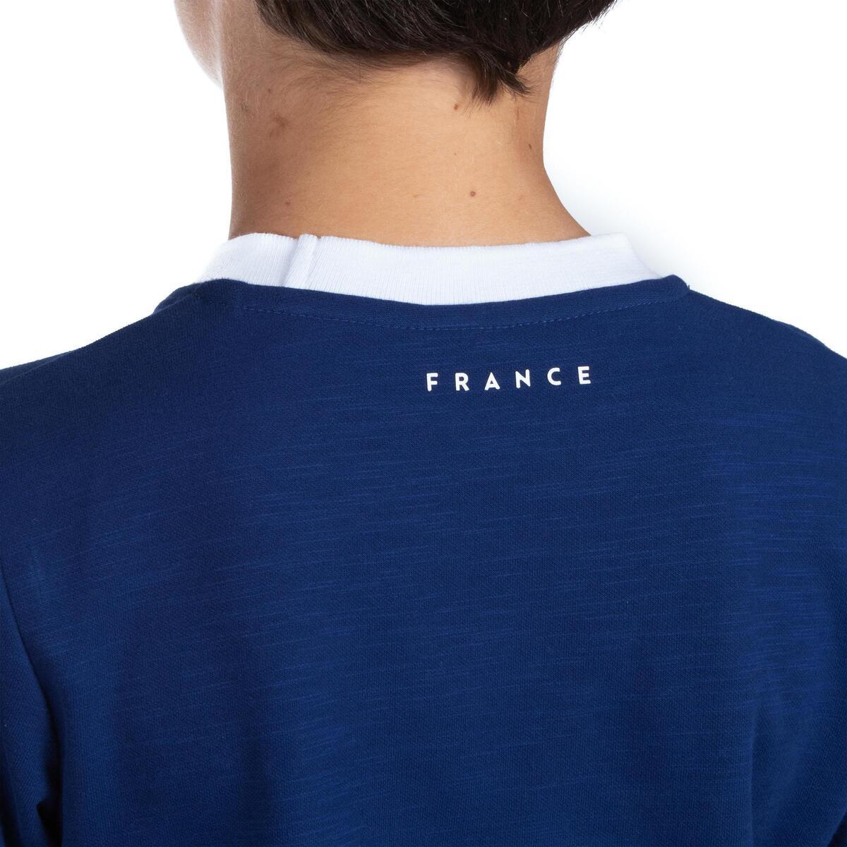 Bild 5 von Rugby-Fanshirt Frankreich 2019 Kinder blau