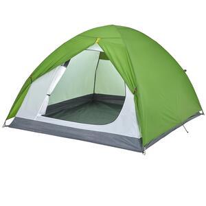 Campingzelt Arpenaz 3 für 3 Personen grün
