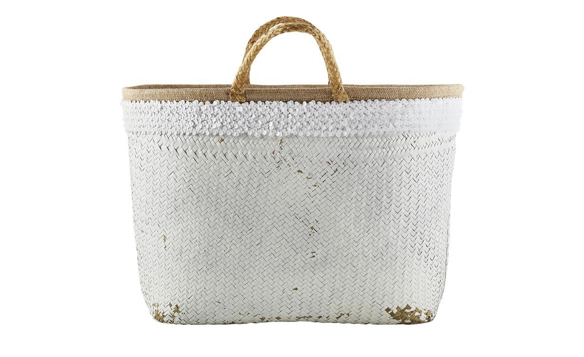 Bild 1 von Strandtasche mit Pailletten