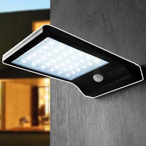 Müller Licht LED-Solar-Wandleuchte