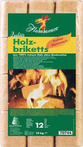 Holzbriketts