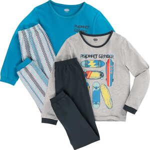 HIP&HOPPS®  Jungen-Pyjama