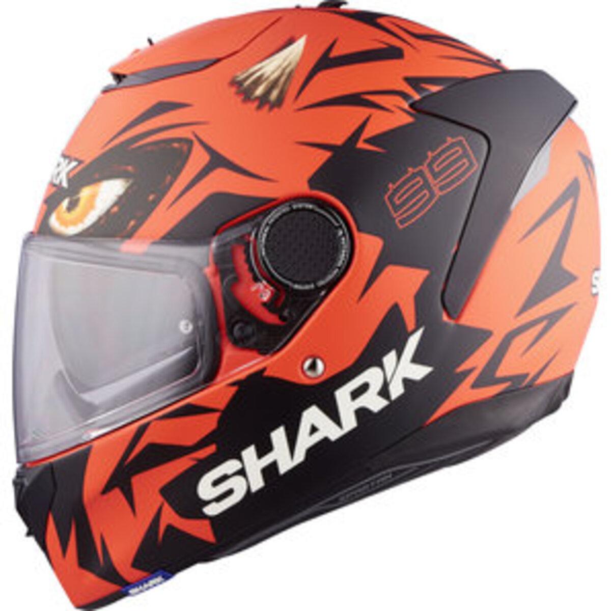 Bild 1 von Shark Spartan Lorenzo Austrian GP        Integralhelm