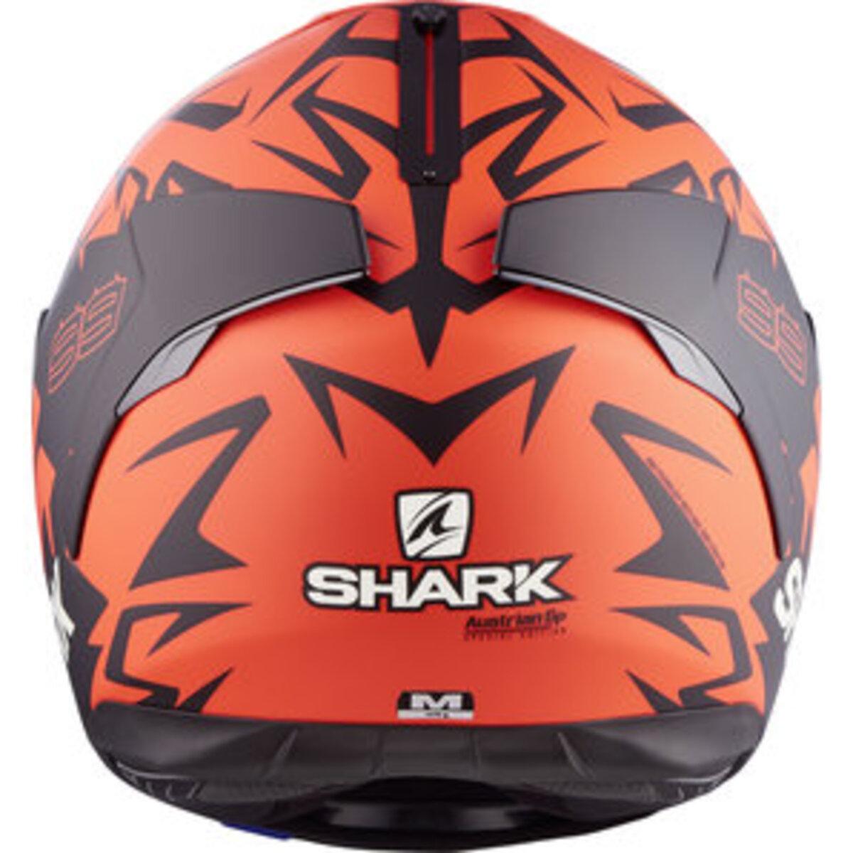 Bild 4 von Shark Spartan Lorenzo Austrian GP        Integralhelm