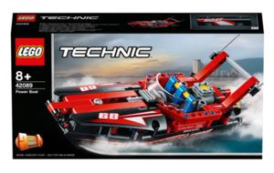 Lego Technic Rennboot