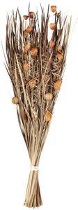 Dekostrauß - aus Holz - 100 cm