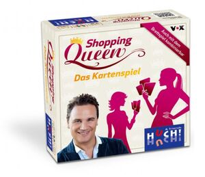 Shopping Queen - Kartenspiel - Huch!