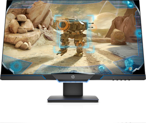 HP FHD LED TFT-Monitor 68,6 cm (27 Zoll),  27mx