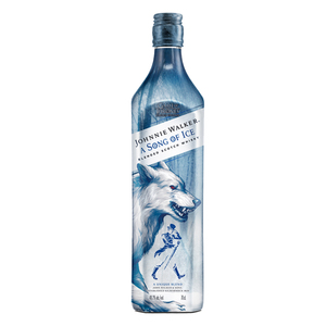 Johnnie Walker A Song of Ice Game of Thrones GoT Blended Scotch Whisky | 40,2 % vol | 0,7 l