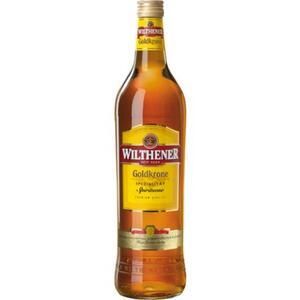 Wilthener Weinbrand Goldkrone   28,0 % vol   0,7 l
