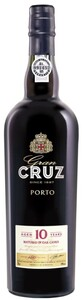 Cruz 10 Jahre Old Tawny Port Portwein Tinto | 19% vol | 0,75 l