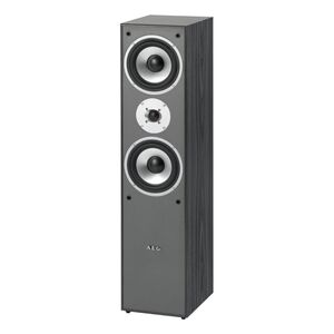 AEG 2-Wege-Bass Reflex Lautsprecher LB 4711 500 W Schwarz