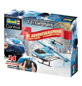 Revell Adventskalender  RC Hubschrauber
