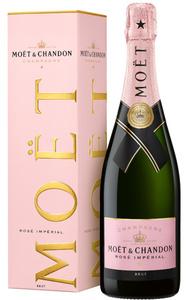 Moët & Chandon Rosé Impérial brut | 12,0 % vol | 0,75 l