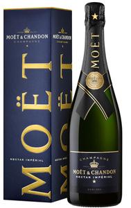 Moët & Chandon Nectar Imperial Champagner Sec | 12 % vol | 0,75 l