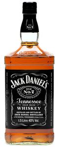 Jack Daniel's No. 7 Tennessee Whisky Limitierte Flaschengröße | 40 % vol | 1,5 l Flasche