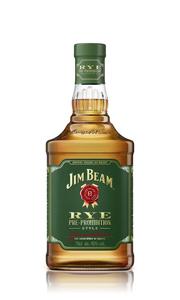 Jim Beam Rye Kentucky Straight Rye Whiskey | 40 % vol | 0,7 l
