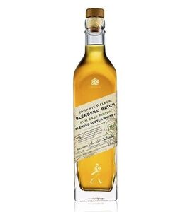 Johnnie Walker Blenders' Batch Rum Cask Finish Blended Scotch Whisky | 40,8 % vol | 0,5 l