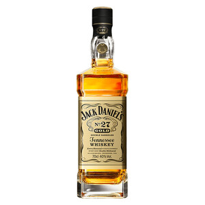 Jack Daniel's Gold No. 27 Double Barreled Tennessee Whiskey | 40 % vol | 0,7 l