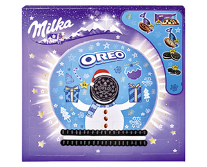 Milka Milka & Oreo Adventskalender