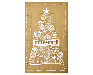 merci® STORCK®  Adventskalender