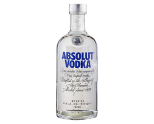 Absolut Vodka 40 % vol.