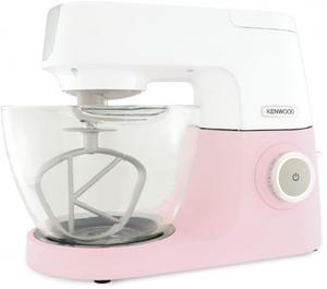 Kenwood Küchenmaschine Chef Sense KVC5100P Pink 4,6L Glasschüssel 1200 Watt
