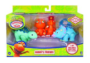 Dino-Zug - Multipack Freunde; 12627