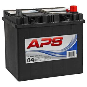 Autobatterie 12 V 60 Ah