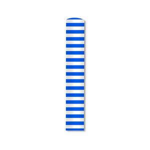 Geschenkpapier blau-weiss 2seitig 200 x 70 cm