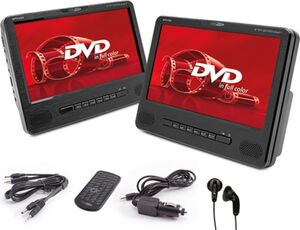 Caliber MPD298 Portabler DVD Player